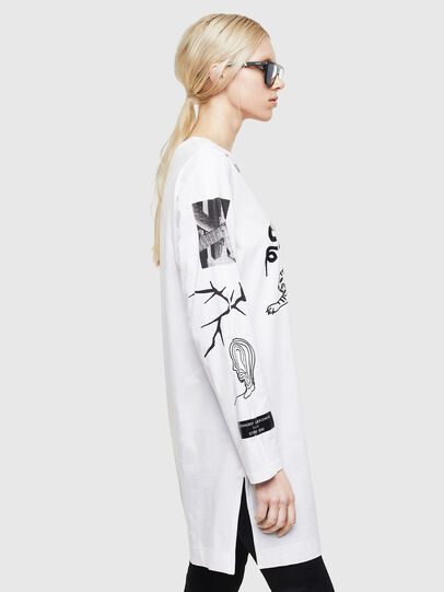 Diesel - T-ROSY-A,  - T-Shirts - Image 6