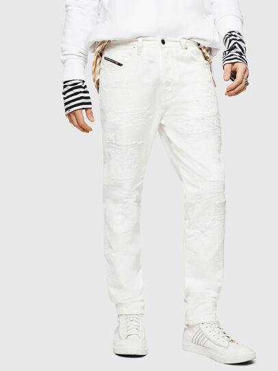 Diesel - Mharky 069IJ, Weiß - Jeans - Image 1