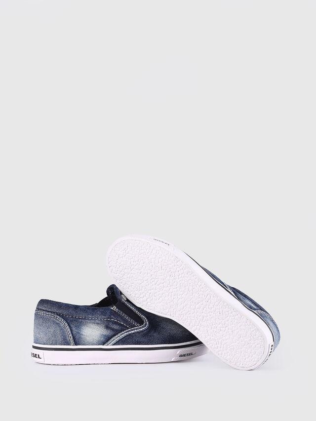 KIDS SLIP ON 21 DENIM YO, Jeansblau - Schuhe - Image 6