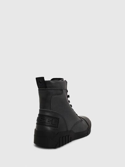 Diesel - H-RUA AM, Dunkelblau - Sneakers - Image 4