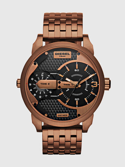 Diesel - DZ7403, Bronze - Uhren - Image 1