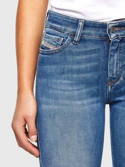 Diesel - Slandy 009QS, Hellblau - Jeans - Image 3