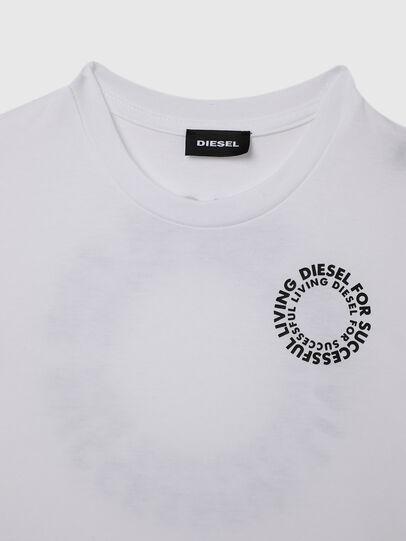 Diesel - TDIEGOSX46, Weiß - T-Shirts und Tops - Image 3