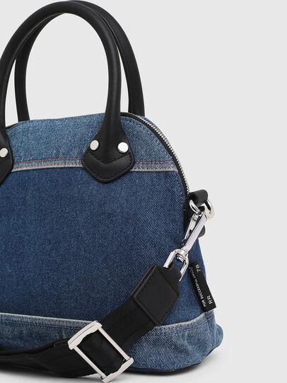 Diesel - PYANIGA M, Jeansblau - Satchel Bags und Handtaschen - Image 4
