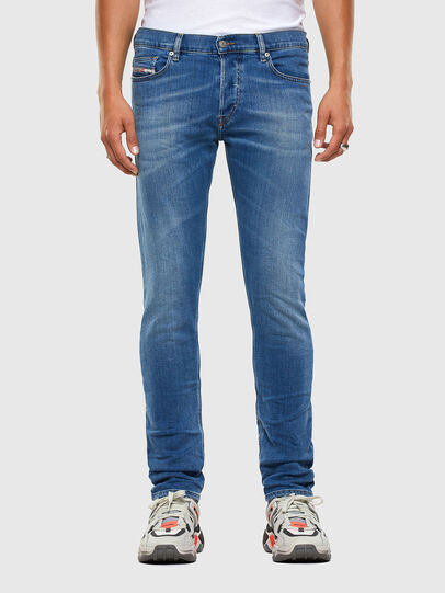 Diesel - D-Luster 009EK, Hellblau - Jeans - Image 1