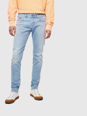 Sleenker 009BJ, Hellblau - Jeans