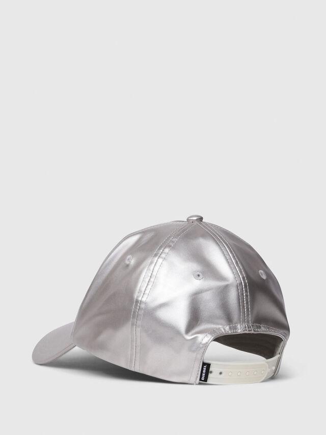 Diesel - C-RAMAX, Silber - Hüte - Image 2