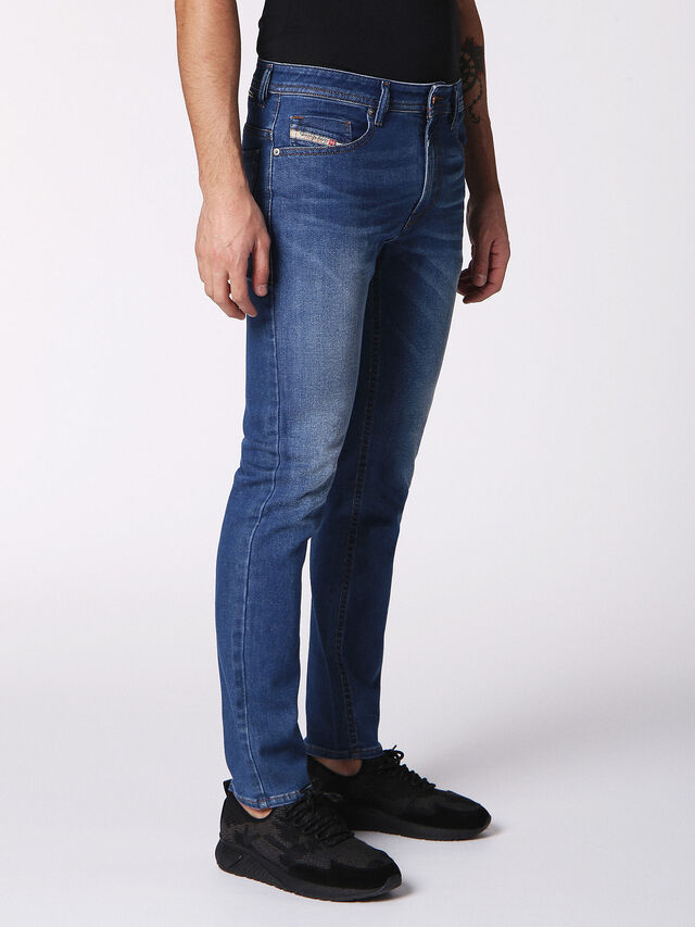 THOMMER 084RM, Jeansblau