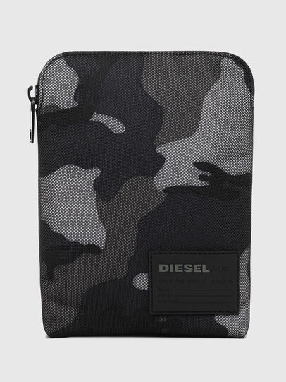Diesel - F-DISCOVER CROSS, Blau/Grau - Schultertaschen - Image 1
