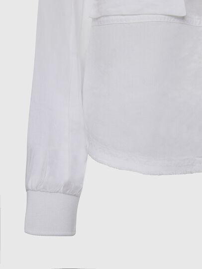 Diesel - C-SUPER-E, Weiß - Hemden - Image 4