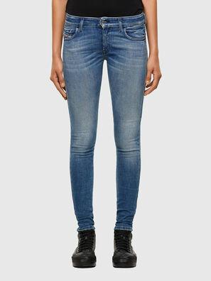 Slandy Low 009JI, Hellblau - Jeans