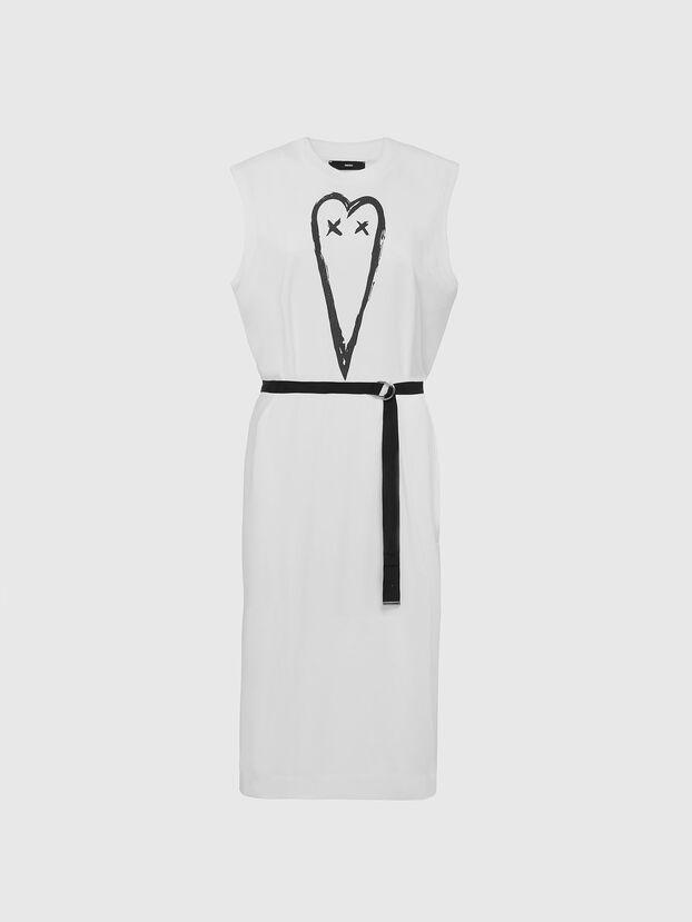 D-FAIRY, Weiß - Kleider