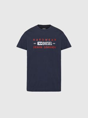 T-DIEGOS-K32, Blau - T-Shirts