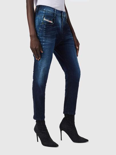 Diesel - Fayza JoggJeans® 069XX, Dunkelblau - Jeans - Image 6