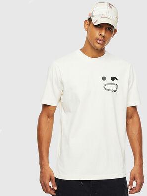 T-JUST-T14, Weiß - T-Shirts