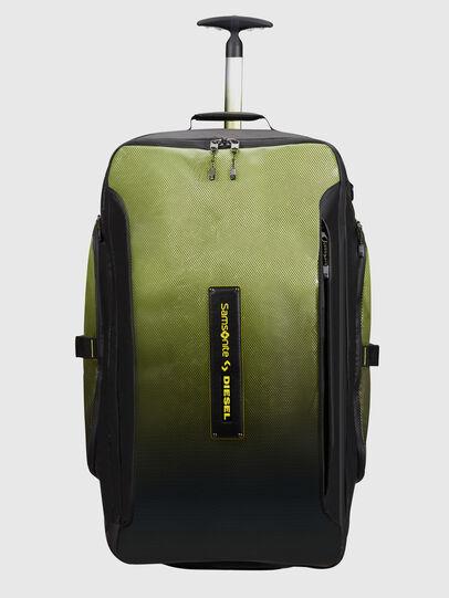 Diesel - KA2*69010 - PARADIVE, Schwarz/Gelb - Reisetaschen mit Rollen - Image 2