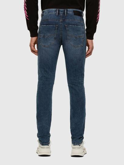 Diesel - Krooley JoggJeans 069NL, Mittelblau - Jeans - Image 2