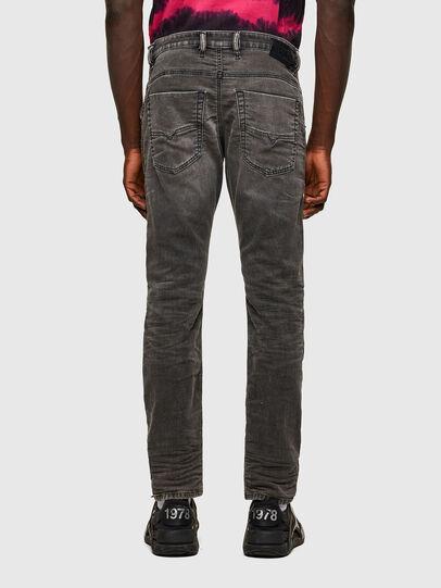 Diesel - Krooley JoggJeans® 069SY, Schwarz/Dunkelgrau - Jeans - Image 2