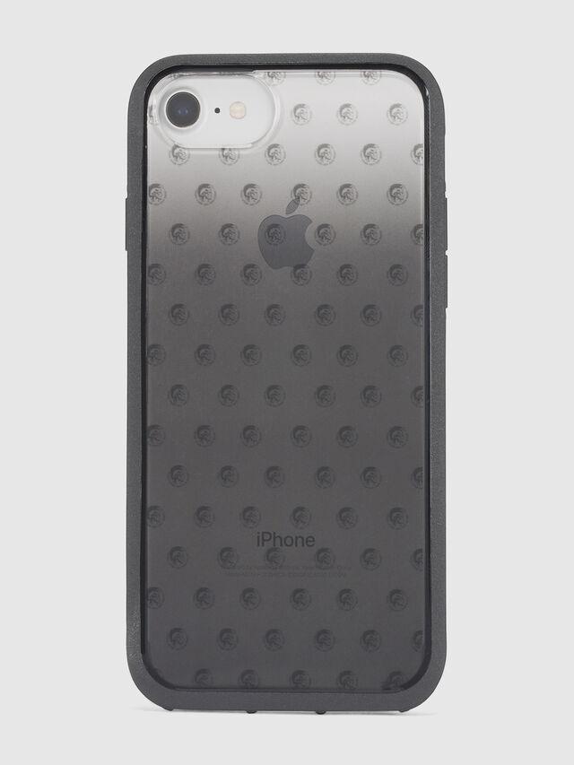 Diesel - MOHICAN HEAD DOTS BLACK IPHONE 8/7/6s/6 CASE, Schwarz - Schutzhüllen - Image 2