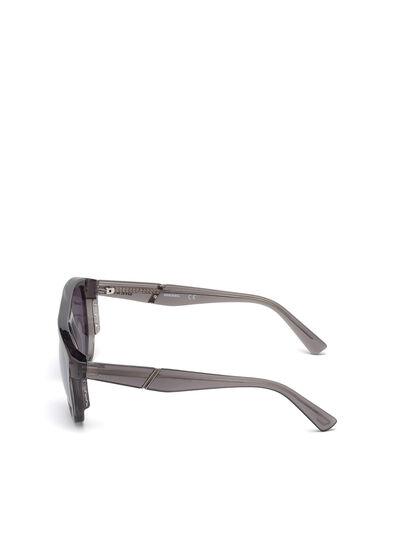 Diesel - DL0255, Grau - Sonnenbrille - Image 3