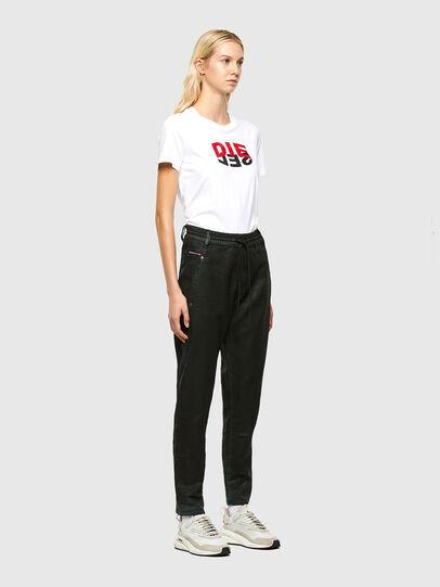Diesel - KRAILEY JoggJeans® 069QP, Schwarz/Grün - Jeans - Image 6