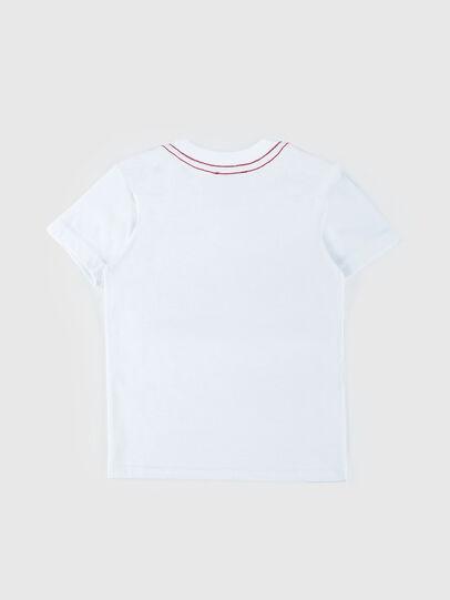 Diesel - TOQUEB MC-R, Weiß - T-Shirts und Tops - Image 2