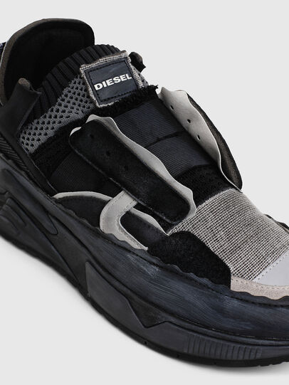 Diesel - S-BRENTHA DEC, Schwarz - Sneakers - Image 5
