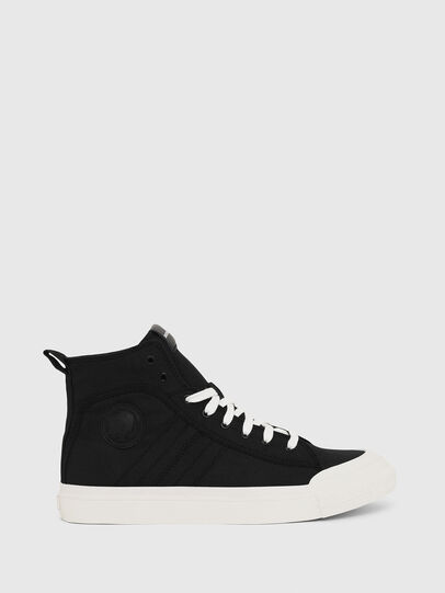 Diesel - S-ASTICO MID LACE, Schwarz - Sneakers - Image 1