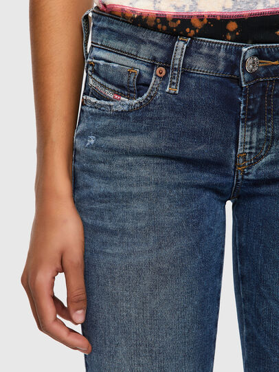 Diesel - GRACEY JoggJeans® 069SR, Dunkelblau - Jeans - Image 3