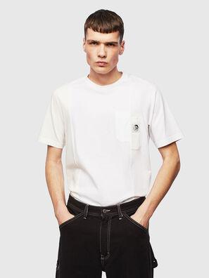 T-RISEN, Weiß - T-Shirts
