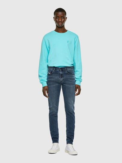 Diesel - D-Strukt JoggJeans® 069VH, Mittelblau - Jeans - Image 5