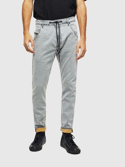 Diesel - Krooley JoggJeans 069MH, Grau - Jeans - Image 1