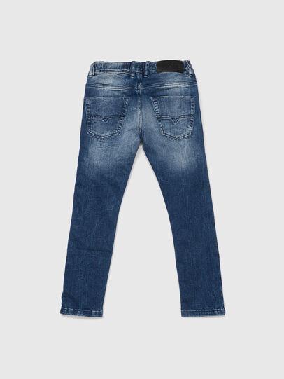 Diesel - KROOLEY JOGGJEANS J F, Mittelblau - Jeans - Image 2