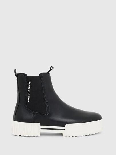 Diesel - H-MERLEY CB, Schwarz - Sneakers - Image 1
