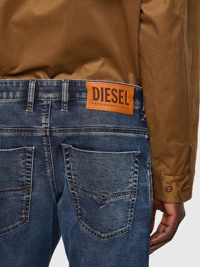 Diesel - Krooley JoggJeans® 069VX, Dunkelblau - Jeans - Image 3