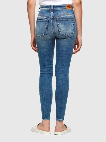 Diesel - Slandy High 009PT, Hellblau - Jeans - Image 2