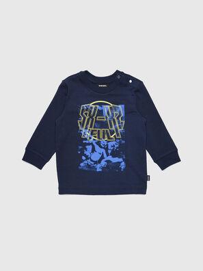 TRAVEB, Dunkelblau - T-Shirts und Tops
