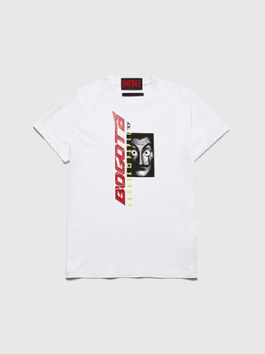 LCP-T-DIEGO-BOGOTA, Weiß - T-Shirts