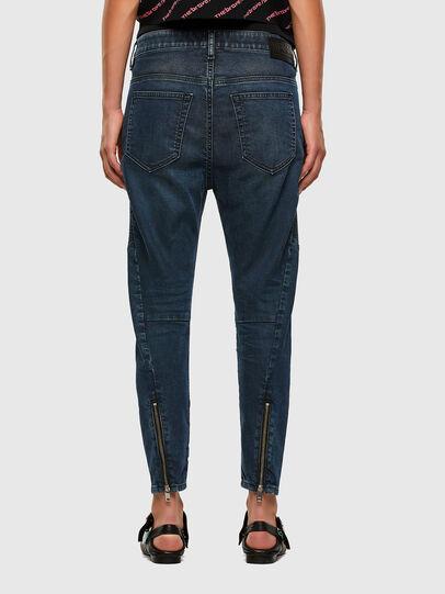 Diesel - Fayza JoggJeans 069PQ, Dunkelblau - Jeans - Image 2