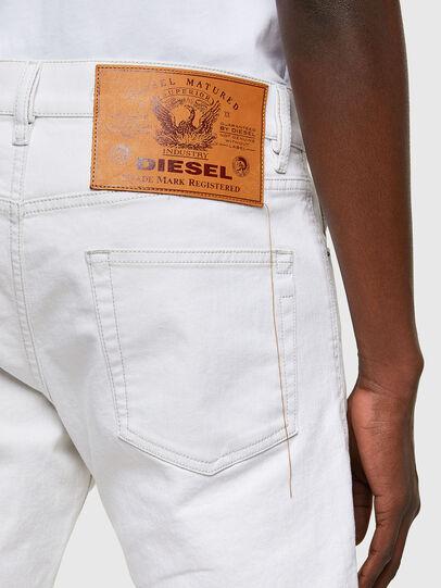 Diesel - D-Strukt 003AF, Weiß - Jeans - Image 4