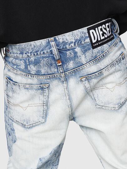 Diesel - Mharky 0890P, Hellblau - Jeans - Image 5