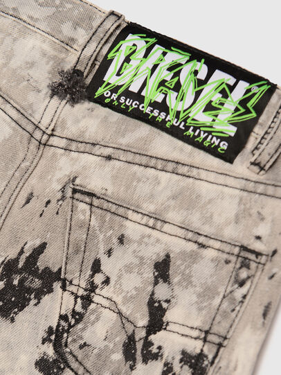Diesel - MHARKY-J, Schwarz/Rosa - Jeans - Image 3