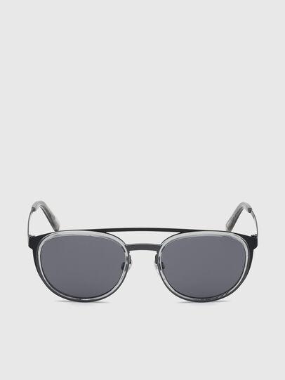 Diesel - DL0293, Schwarz/Grau - Sonnenbrille - Image 1