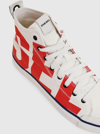Diesel - S-ASTICO MC, Weiß/Rot - Sneakers - Image 4