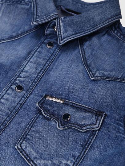 Diesel - CITROS, Jeansblau - Hemden - Image 3