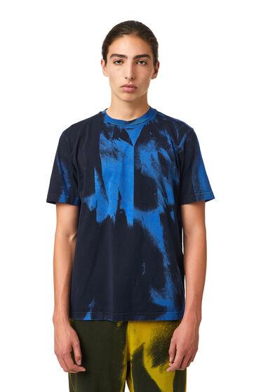 Green Label überfärbtes T-Shirt