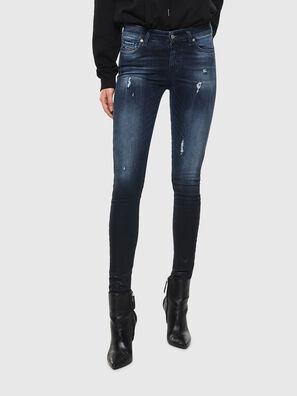 Slandy 0096K, Dunkelblau - Jeans
