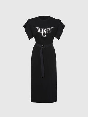 D-FLIX-C, Schwarz - Kleider
