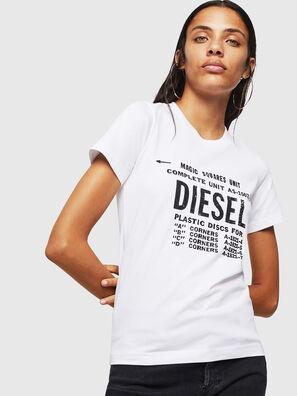 T-SILY-ZF, Weiß - T-Shirts