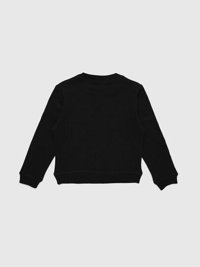 Diesel - SRALY, Schwarz - Sweatshirts - Image 2